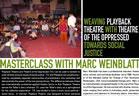 Masterclass Marc Weinblatt