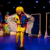 Regelgevend Theater met en voor mensen met een verstandelijke beperking